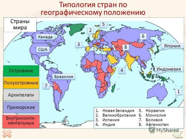 страны расположенные на равнинных территориях